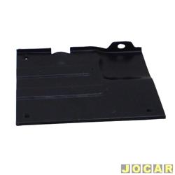 Chapa protetora - Romeu Calamita - Fusca - motor - pequena - traseira - cada ( unidade ) - 150