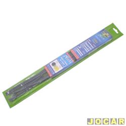 Limpador do para - brisa - Valeo / Cibié - Passat 74 / 77 de gancho - D20 85 / 96 - Veraneio 89 / 94 - Topic 93 / 00 - Towner 93 / 99 - Hilux / SW4 - 89 / 05 - 16 / 16 - par - C054