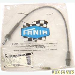 Cabo do acelerador - Fânia - Monza 1.8 1986 - Monza 2.0 MPFI 1990 até 1993 - gas. - Monza 1985 até 1986 - c. simples - automático - 760 mm - cada ( unidade ) - 30 - 207