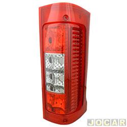 Lanterna traseira - alternativo - RN Lanternas - Ducato 2003 em diante - luz de ré branca - lado do motorista - cada ( unidade ) - 8015ACR / CR