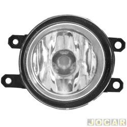 Farol de milha - Shocklight - Corolla 2009 até 2013 - lado do motorista - cada ( unidade ) - MSL - 250302L