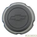 Calota do centro da roda GM - Original Chevrolet - S10 1997 até 2003 - preta - cada ( unidade ) - 93.246.130