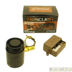 Bloqueador automatico - Quantum - Rescuer - bloqueio temporizado com alarme e sirene - cada ( unidade ) - 609