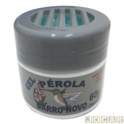 Desodorante - Pérola - gel - Carro Novo - 60g - cada ( unidade ) - 320015