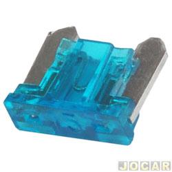 Fusível - Super mini - 15 amperes - cod: 0105015 - S. MINI - cada ( unidade )