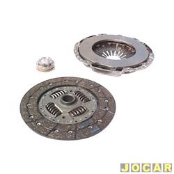 Kit de embreagem - LUK - Sprinter 310 / 312 / 410 / 412 - 1997 até 2002 - jogo - 624 3029 00