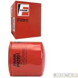 Filtro de óleo - Fram - Suzuki Vitara 1.6 - 8V / 16V - 1992 até 1998 - 1.6 - cada ( unidade ) - PH2951