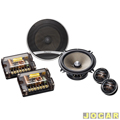 Alto-falante - Pioneer - Kit 2 vias - Crossover+Woofer - 35W - 5 - cada (unidade) - ts-d1320