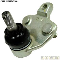 Pivô da suspensão - Nakata - A10 / C10 / D10 / A14 / C14 / D14 / A20 / C20 / D20 1964 até 1992 - gasolina - inferior - cada ( unidade ) - n - 319