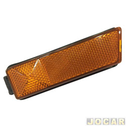 Lanterna do para-choque - alternativo - Silo Lanternas - Golf - até 1998 - lateral - âmbar (amarela) - lado do motorista - cada (unidade) - 468120
