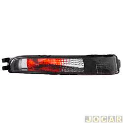 Lanterna do para-choque - Depo - Fusca 2013 até 2016 - dianteira - lado do passageiro - cada (unidade) - 26512