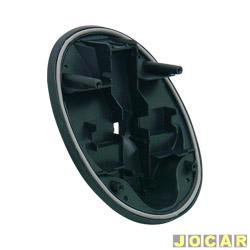 Carcaça da lanterna traseira - alternativo - AMG Lanternas - Fusca  - para modelo Fafá - cada (unidade) - 1.055