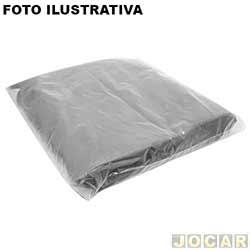 Forração - alternativo - Fusca 1959 até 1996 - Carpete - dianteira - jogo