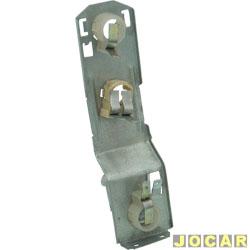 Circuito da lanterna traseira - Fusca 1980 até 1996 - Modelo Fafa - direito/esquerdo - cada (unidade)