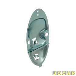 Soquete da lanterna traseira - Fischer - Fusca 1200/1300 1959 até 1975 - cada (unidade) - 38000