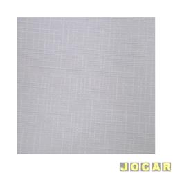 Forração do teto (tapeçaria) - Fusca 1959 até 1975 - cinza - jogo
