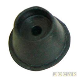Borracha do fio do farol - Fusca 1959 até 1996 - pequena - cada (unidade)
