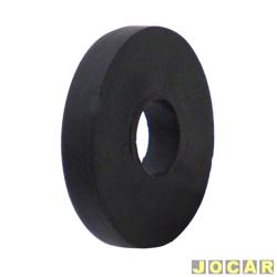 Borracha do calço do estribo - Fusca 1959 até 1996 - cada (unidade)