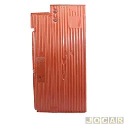 Assoalho - alternativo - Estriguarú - Kombi 1957 até 1997 - completo - salão - para pintar - lado do passageiro - cada (unidade) - K.102