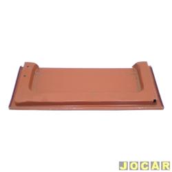 Remendo de porta - alternativo - Estriguarú - Kombi 1983 até 1996 - com 23 cm - direita - para pintar - central - cada (unidade) - k.174