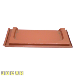 Remendo de porta - alternativo - Estriguarú - Kombi 1983 até 1996 - com 23 cm - esquerda - para pintar - central - cada (unidade) - k.175