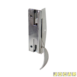Fechadura da porta - Kombi - até 1996 - porta do meio - modelo asa - cada (unidade)