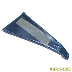 Remendo do para-lama - alternativo - Kombi Clipper - 1976 até 1997 - parte traseira  - dianteiro - lado do passageiro - cada (unidade)