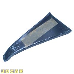 Remendo do para-lama - alternativo - Kombi Clipper 1976 até 1997 - parte traseira - dianteiro - lado do motorista - cada (unidade)