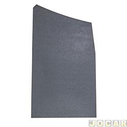 Forração do teto (tapeçaria) - alternativo - Kombi 1200/1500 1957 até 1975 - Revestimento  - lado do passageiro - cada (unidade)
