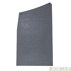 Forração do teto (tapeçaria) - alternativo - Kombi 1200/1500 1957 até 1975 - Revestimento  - lado do motorista - cada (unidade)