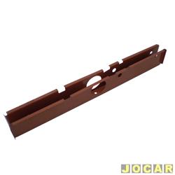 Travessa do assoalho - alternativo - Estriguarú - Kombi 1957 até 1996 - do chassi - traseira - para pintar - cada (unidade) - K.120T