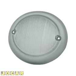Lente da lanterna dianteira - alternativo - Artmold - Kombi 1500/1200 - cristal (branca) - lado do motorista - cada (unidade) - 1311