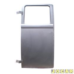 Porta - Kombi cliper 1983 até 1997 - porta central esquerda(tras) - para pintar - lado do passageiro - cada (unidade)