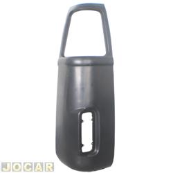 Canto traseiro - alternativo - IGP - Kombi Clipper 1976 até 1997 - curvão - para pintar - lado do motorista - cada (unidade) - 203