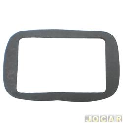 Calço da maçaneta externa - Kombi 1500 1957 até 1975 - cada (unidade)