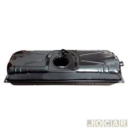 Tanque de combustível - alternativo - Igasa - Kombi 1.4 2011 em diante - Flex - preto - cada (unidade) - 1307