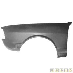 Para-lama dianteiro - alternativo - Passat 1979 até 1985 - para pintar - lado do motorista - cada (unidade)
