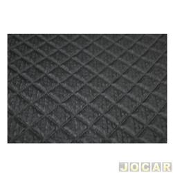 Forração do teto (tapeçaria) - Passat 1983 até 1989 - 2 portas - preta - jogo