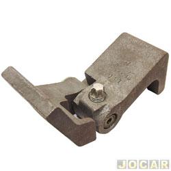 Dobradiça da porta - Gol - 1998 até 2008 - Pointer - 1994 até 1996  - 4 portas - para pintar - traseiro - superior - lado do motorista - cada (unidade)