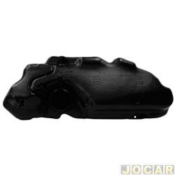 Tanque de combustível - alternativo - Igasa - Gol/Parati 1997 até 2008 - plástico - 55 Litros  - preto - cada (unidade) - 10001