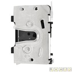Fechadura da porta - alternativo - Gol/Parati 2000 até 2008 - 4 portas - mecânica - lado do motorista - cada (unidade)