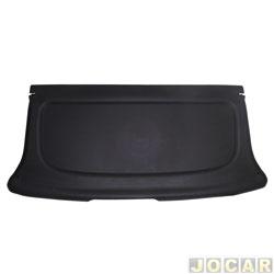 Tampão do porta-malas - alternativo - Gol 2000 até 2005-G3 - preto - cada (unidade)