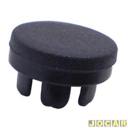 Capa de parafuso - alternativo - Gol - Parati - Saveiro - 1995 at� 1999 - da churrasqueira - cada (unidade)