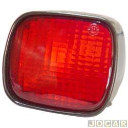 Lanterna do para-choque - alternativo - Gol 1995 até 1999 - traseiro - cada (unidade)