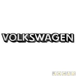 Letreiro - alternativo - Gol/Parati/Saveiro/Voyage 1980 até 1994 - Volkswagen - cada (unidade)