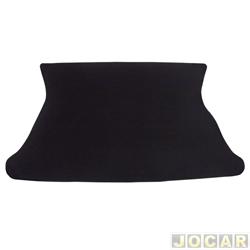 Carpete do porta-malas - alternativo - Gol 2000 até 2005 - preto - cada (unidade)
