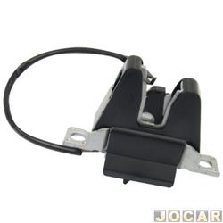 Fechadura tampa do porta-malas - Gol GV 2009 até 2012 - elétrica - cada (unidade)