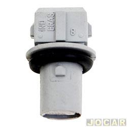Soquete da lanterna traseira - Fischer - Gol/Parati/Saveiro 1995 em diante/Escort/Logus/Palio/Marea/ - cada (unidade) - FA1390