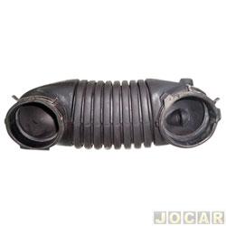 Mangueira do filtro de ar - Jahu - Gol/Parati/Saveiro 1.6/1.8/2.0 1995 até 1999 - motor AP - cada (unidade) - 22288-7