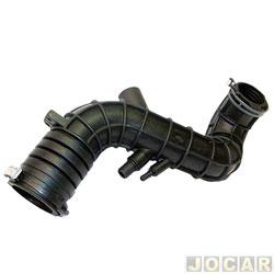 Mangueira do filtro de ar - Jahu - Gol/Parati 1.0 turbo 2000 até 2004 - cada (unidade) - 22292-4